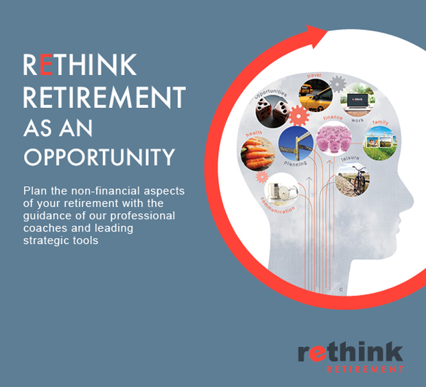 Rethink Retirement Brochure Cover