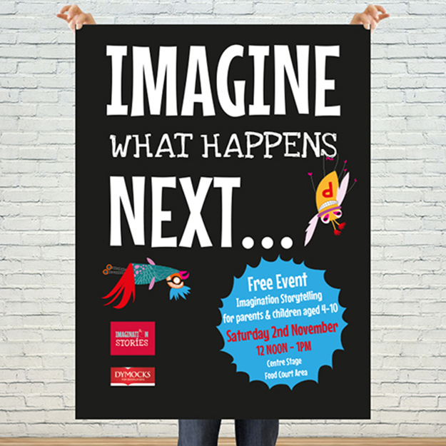 Imagine What Happens Next_poster